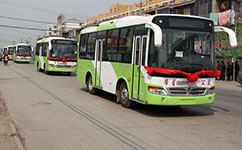 乐山1路(区间加班)公交车路线