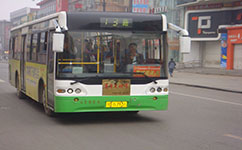 萍乡7路环线公交车路线