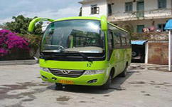 深圳M261路公交车路线