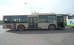 哈尔滨21路公交车路线