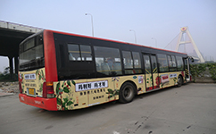 梅泽路湖滨路口公交站