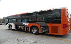黄圈村公交站