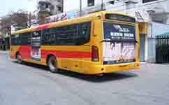 松花江街(上夹树街)公交站
