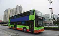 志浩电子公交站