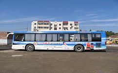 泰徳兴电子公交站