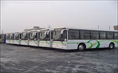 六合新村北口公交站