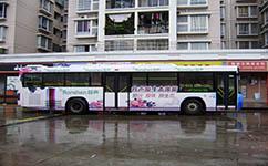 长岭路口公交站